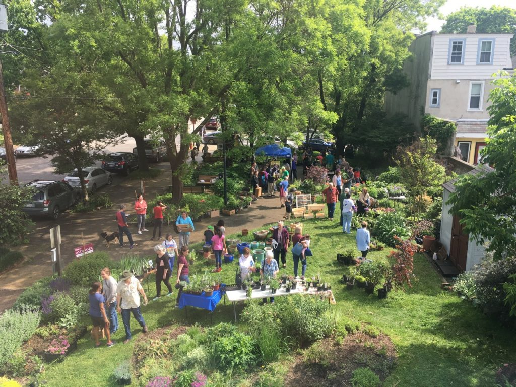 How Ned Wolf Park went from gas station to garden in Mt. Airy Thumbnail