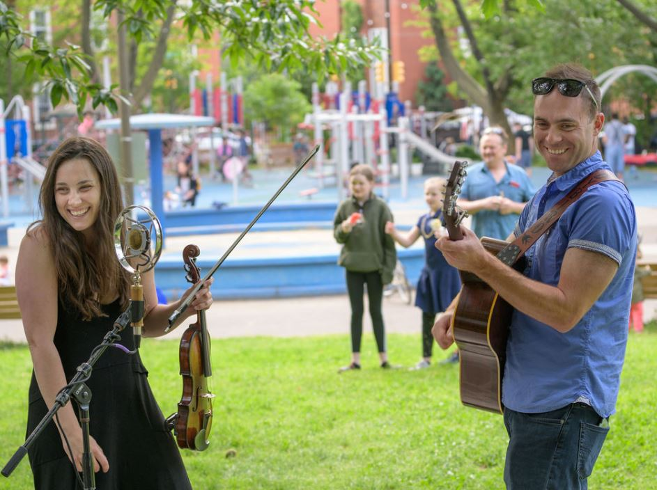 Where to enjoy free music in Philly's parks this summer Thumbnail