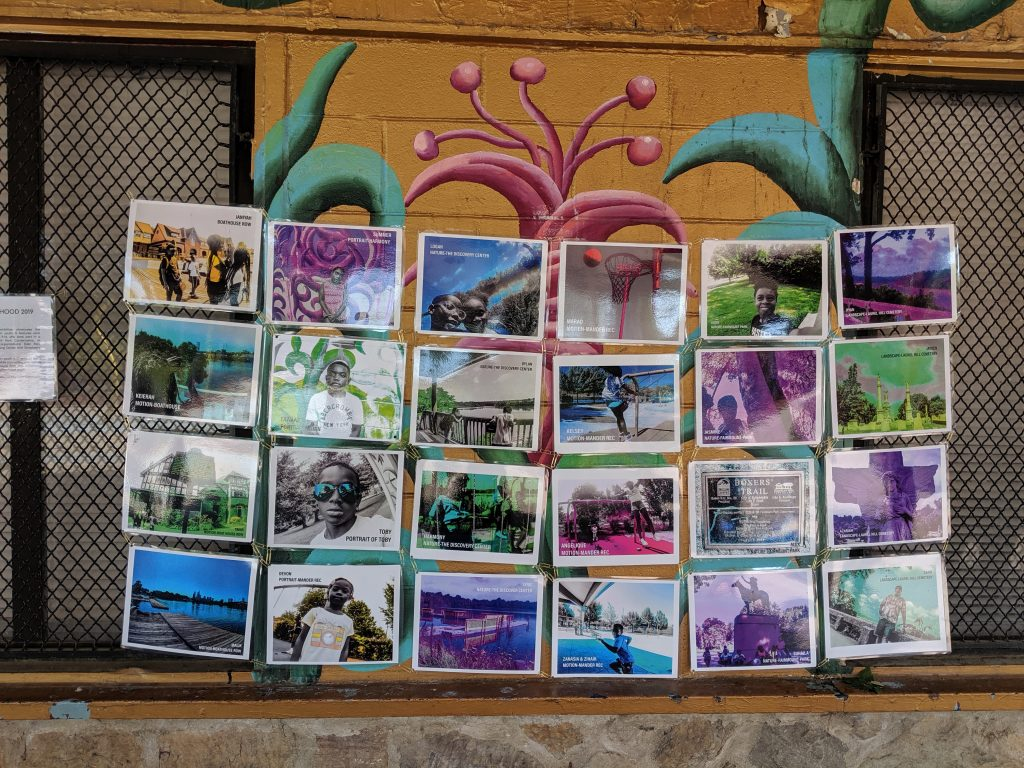 Mander photography camp captures a colorful summer in Strawberry Mansion Thumbnail