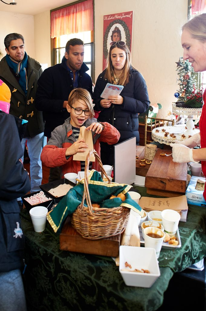 """Flavors of the Season"" at the Historic Houses in Fairmount Park Thumbnail"