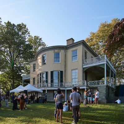 Cider History Brunch Lecture at Lemon Hill Mansion
