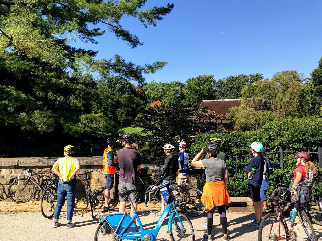 CANCELED: Historic Trees and Houses Bike Ride Thumbnail