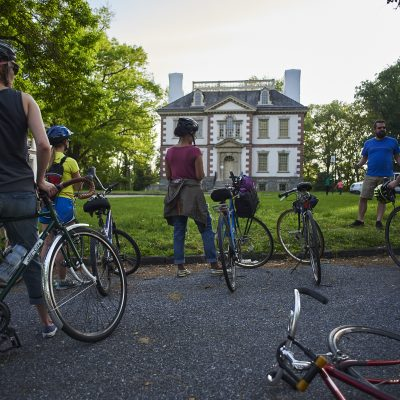 Guided Bike Tour of Fairmount Park