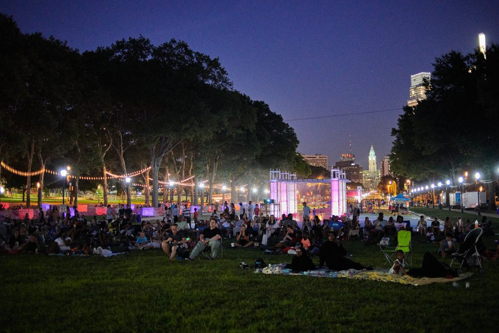 Important update on The Oval+ and LOVE Park in 2020 Thumbnail