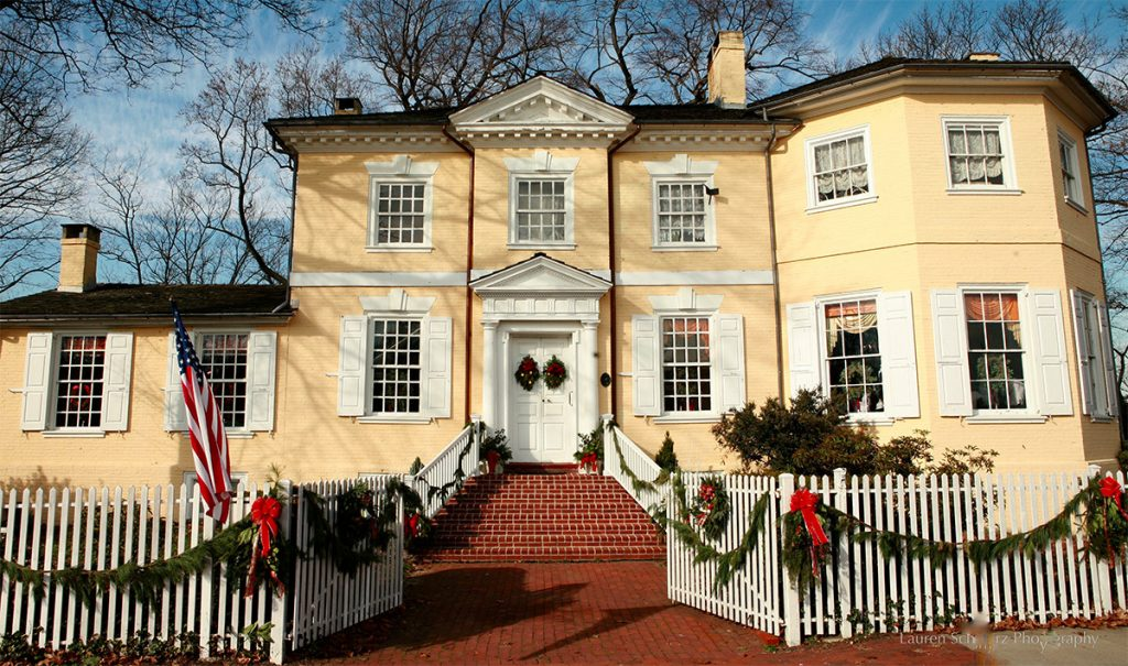 """Traditions of the Season"" at the Historic Houses in Fairmount Park Thumbnail"