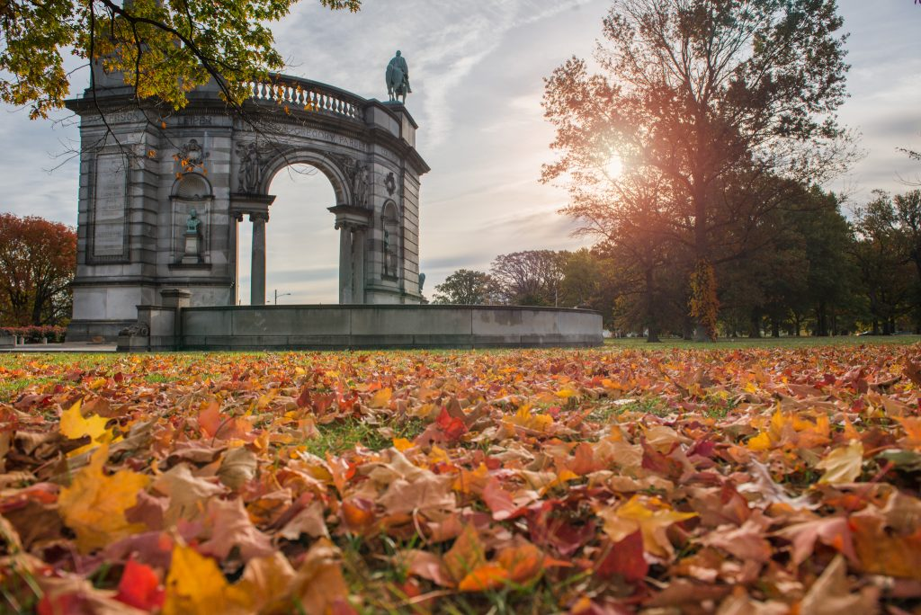 Top 10 places to spot fall foliage in Fairmount Park Thumbnail