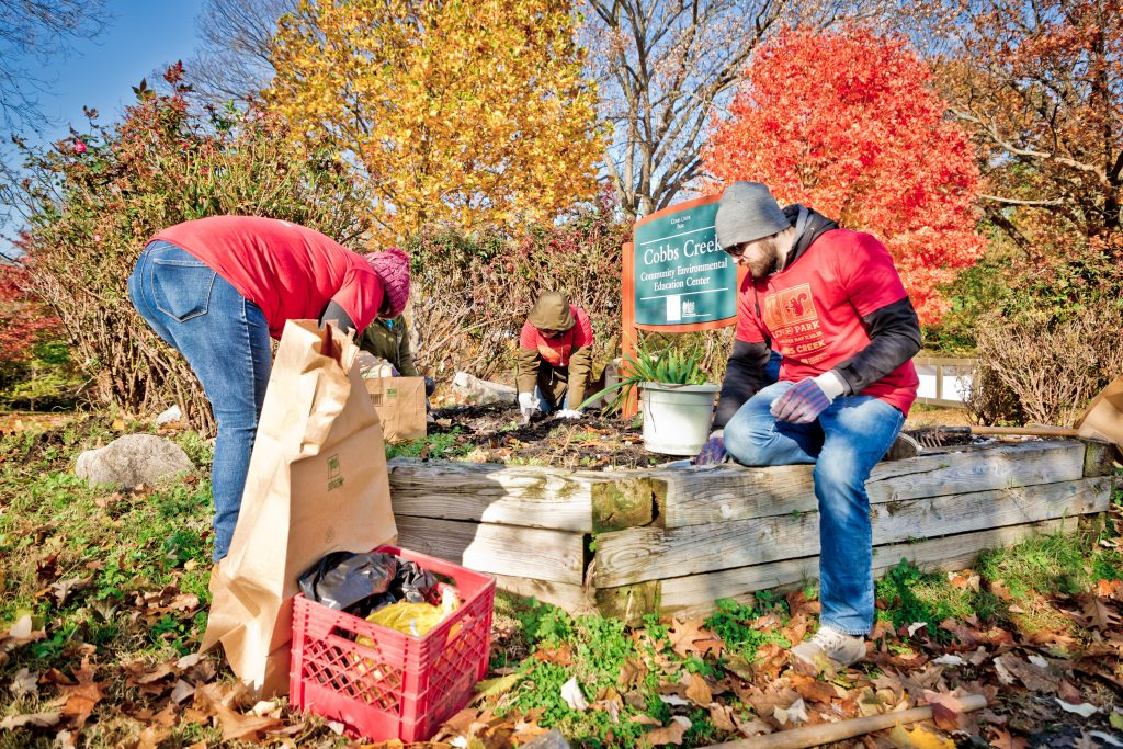 5 reasons to volunteer for Love Your Park Fall Service Day Thumbnail