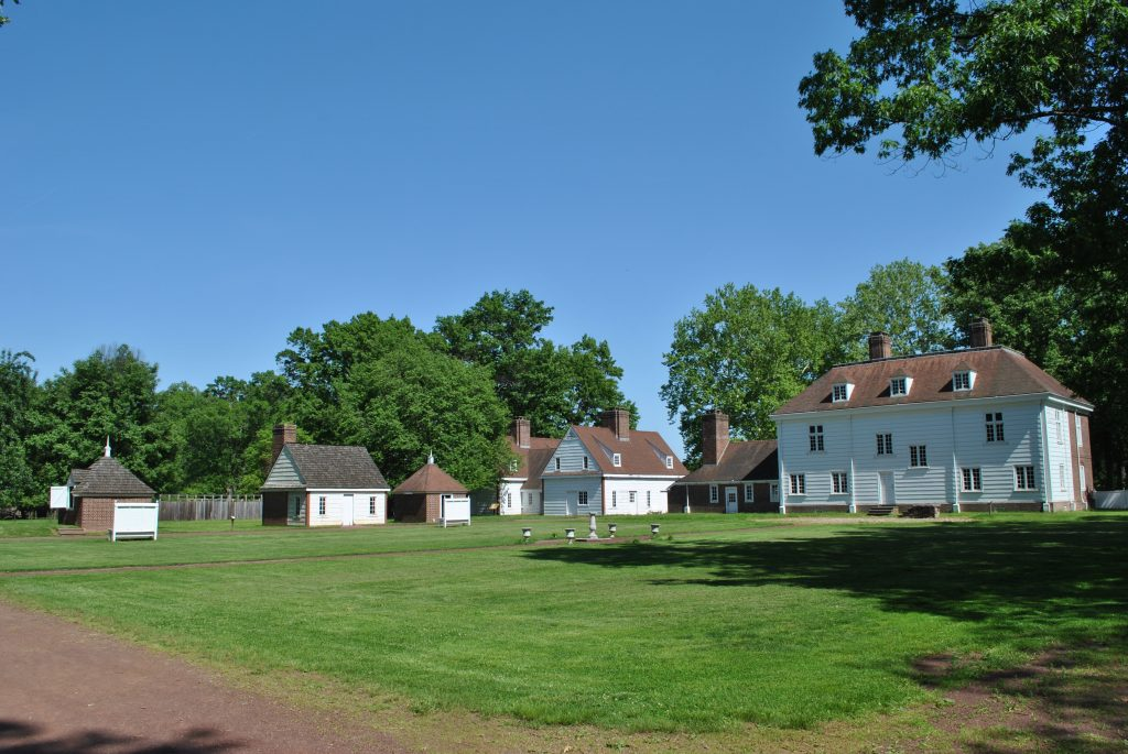 Conservancy's preservation team tackles biggest project ever at Pennsbury Manor Thumbnail