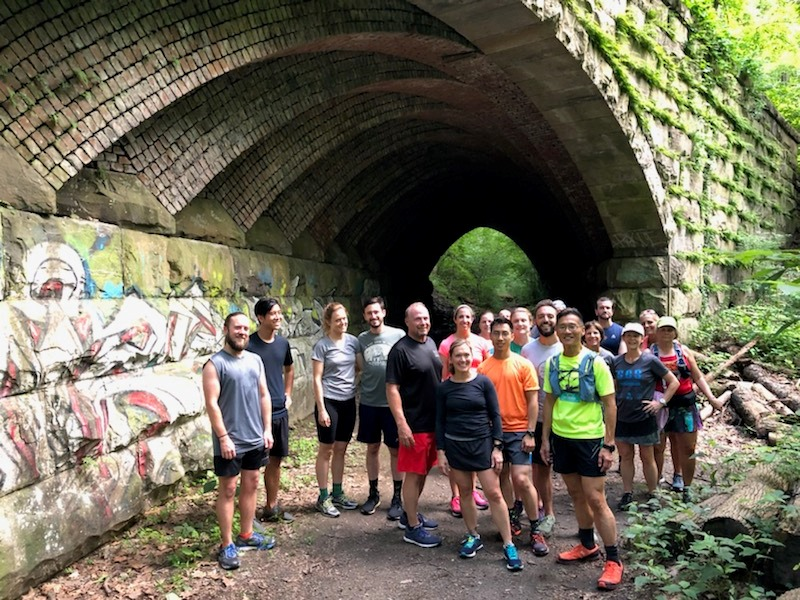Announcing guided runs in Philly's parks for 2020 Broad Street! Thumbnail