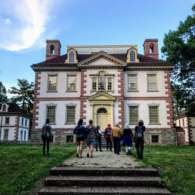 TRAILS to ALES: Brewing History Hike in East Park