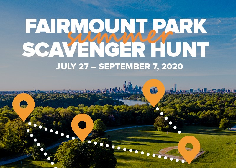 Everything to know about the Fairmount Park Summer Scavenger Hunt Thumbnail