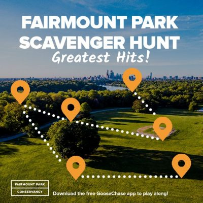 Fairmount Park Scavenger Hunt-Greatest Hits!