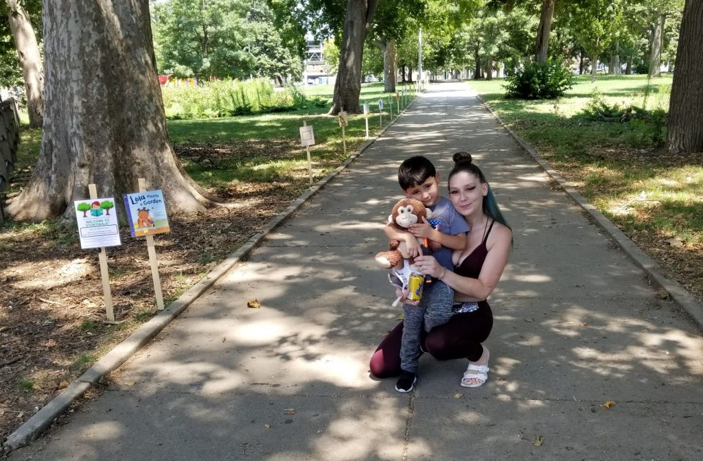 Socially-distant StoryWalks bring safe storytime to Harrowgate Park Thumbnail
