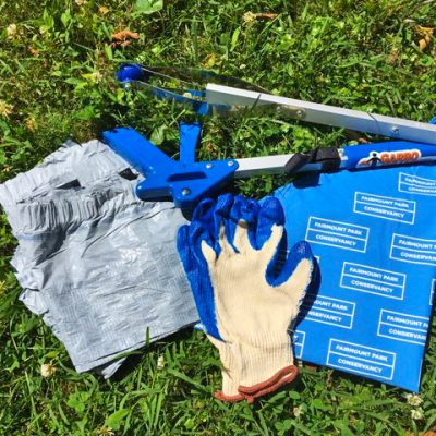 Love Your Park Solo Cleanup Kit Giveaway