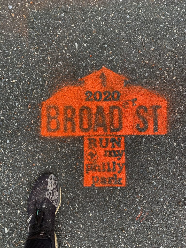 We mapped a 10 mile route through Fairmount Park for the 2020 Broad Street Run! Thumbnail