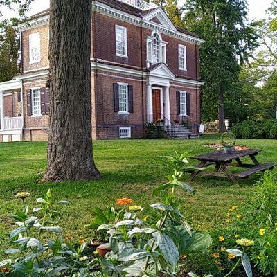 Plein Air at Woodford Mansion