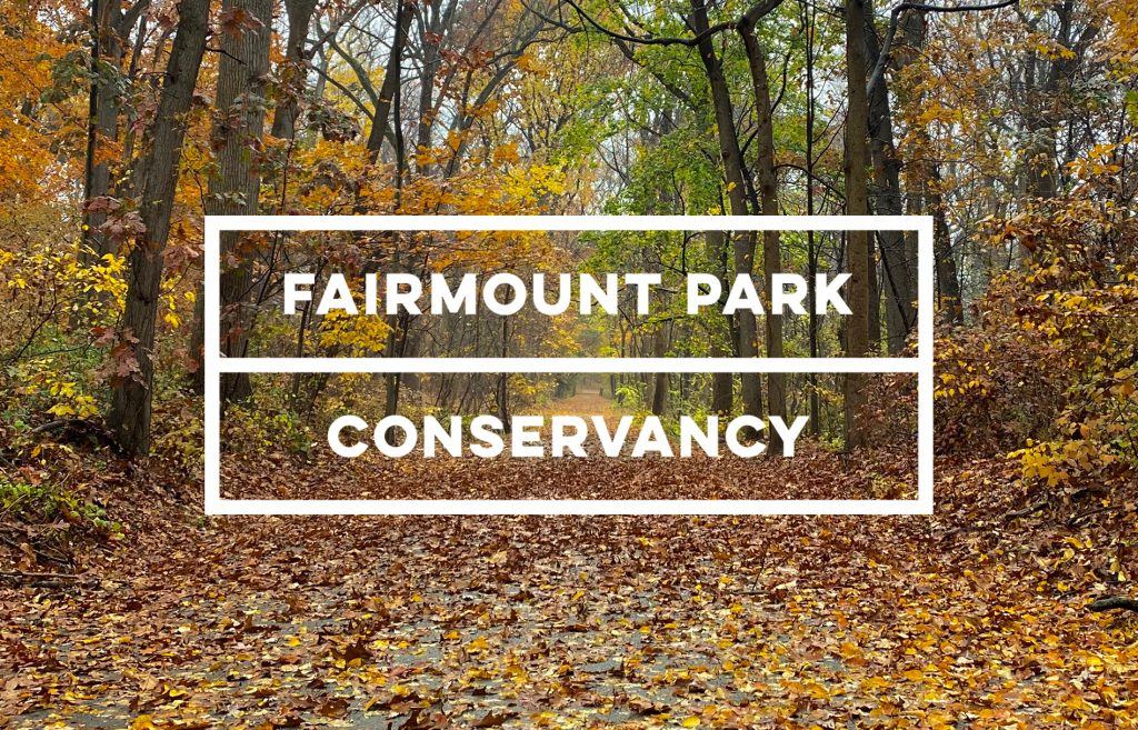 Important update from Fairmount Park Conservancy Thumbnail