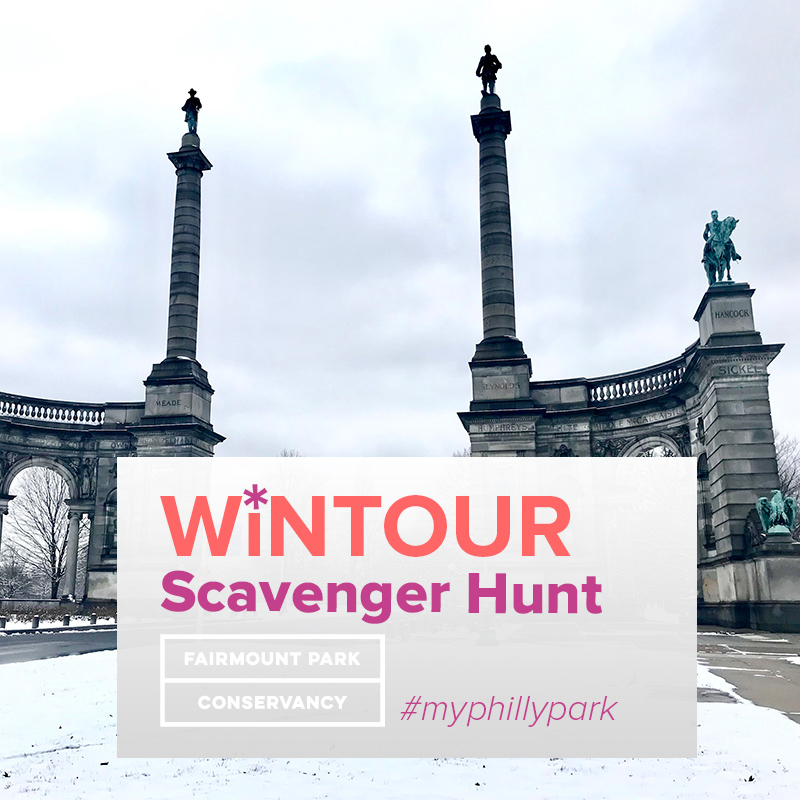 Announcing Wintour Scavenger Hunt in Fairmount Park Thumbnail