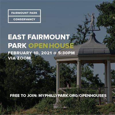 Virtual Open House: East Fairmount Park
