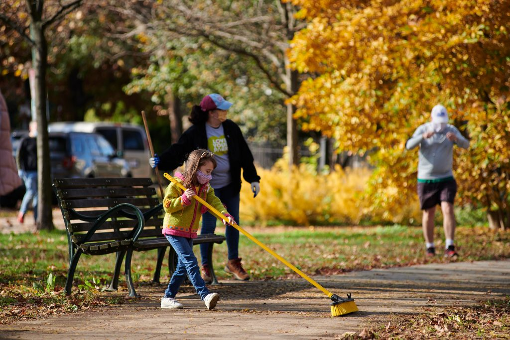 Love Your Park Fall Service Day Thumbnail