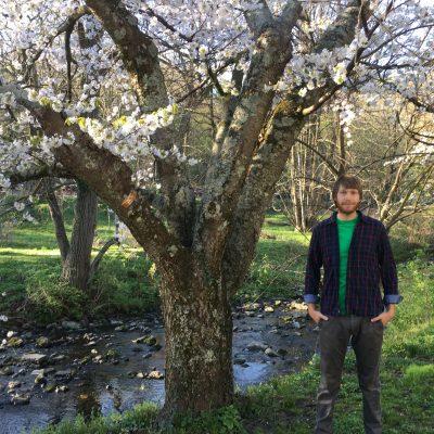 Andrew Staples, Conservation Supervisor