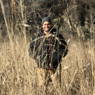 Drew Rinaldi Subits, Natural Lands Field Coordinator