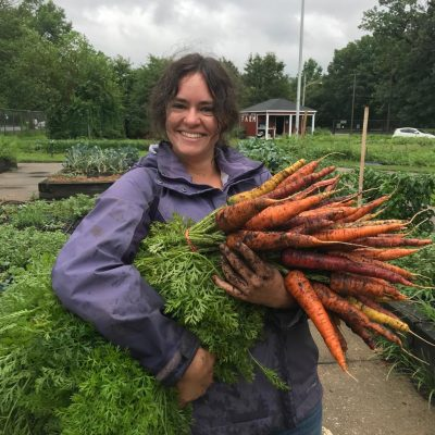 EmmaKate Martin, Farm Philly Coordinator