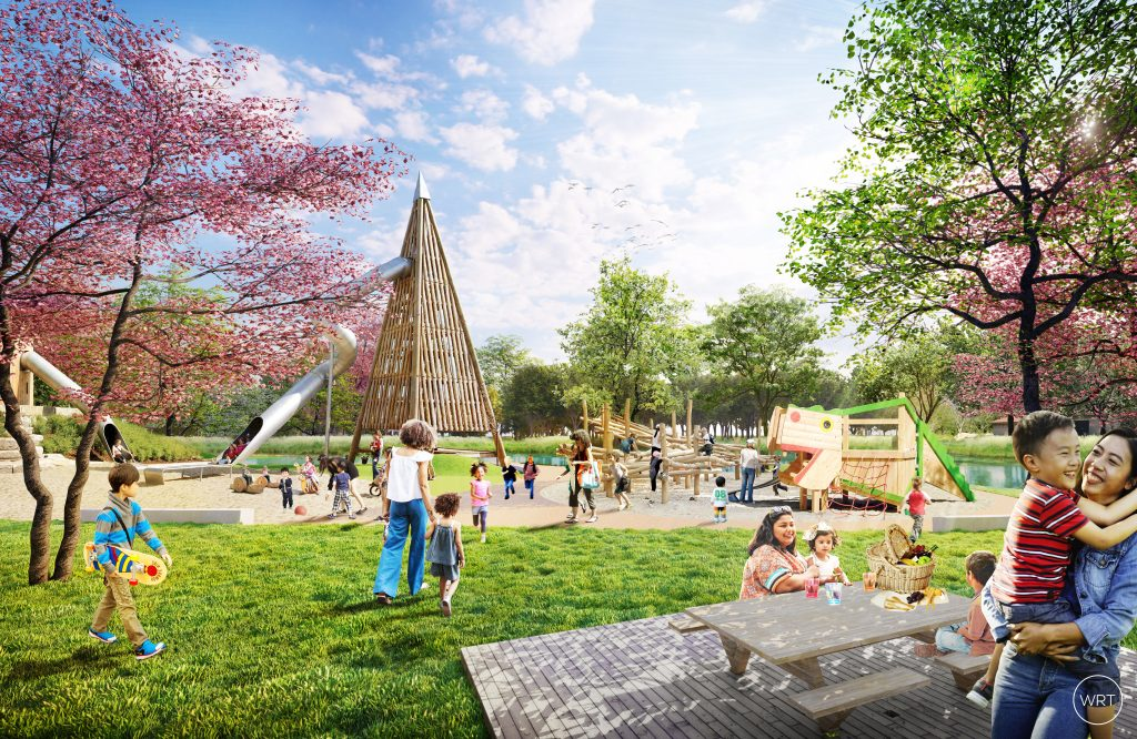 FDR Park Gateway Project receives $4.5M in funding! Thumbnail