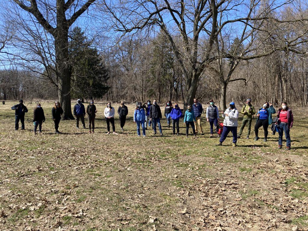 Meet our 2021 Natural Lands Volunteer Leaders! Thumbnail