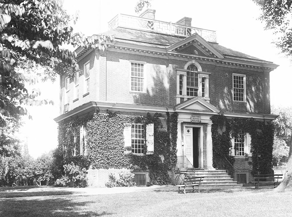 Step into their Shoes: Revealing the lives of the enslaved at Woodford Mansion Thumbnail