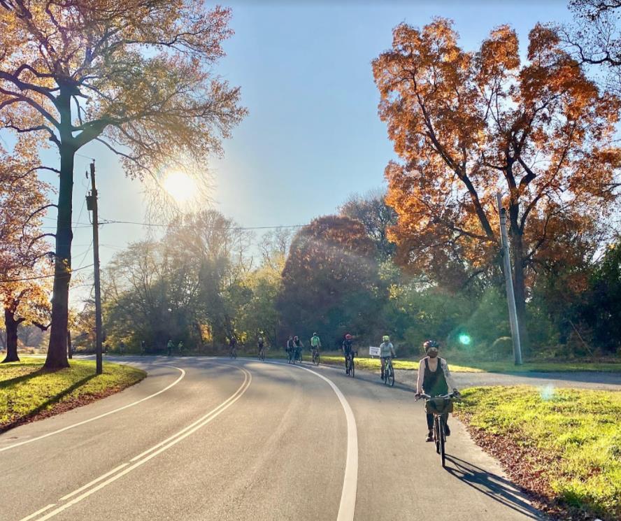 East Fairmount Park Bike Tour Thumbnail