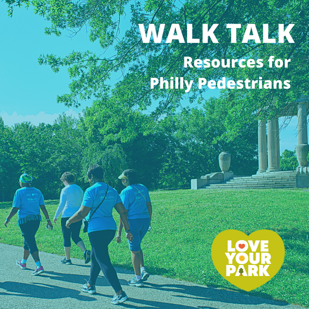 Walk Talk: Resources for Philly Pedestrians Thumbnail