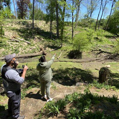 West Park Birdwatching Walk with Jason