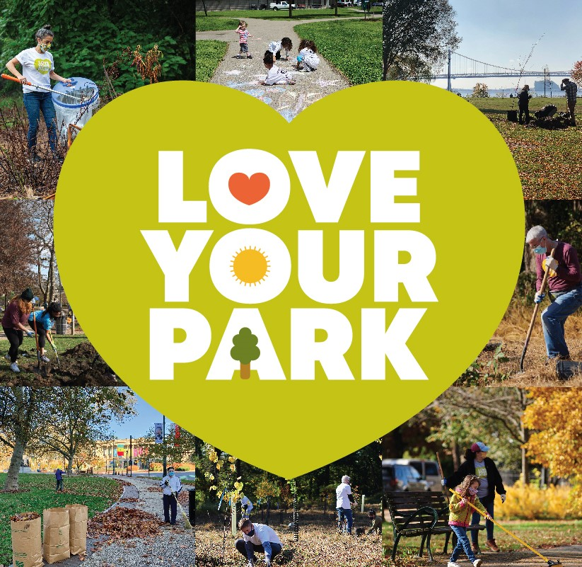 Calling all volunteers: Love Your Park Week 2021 is May 8-16! Thumbnail