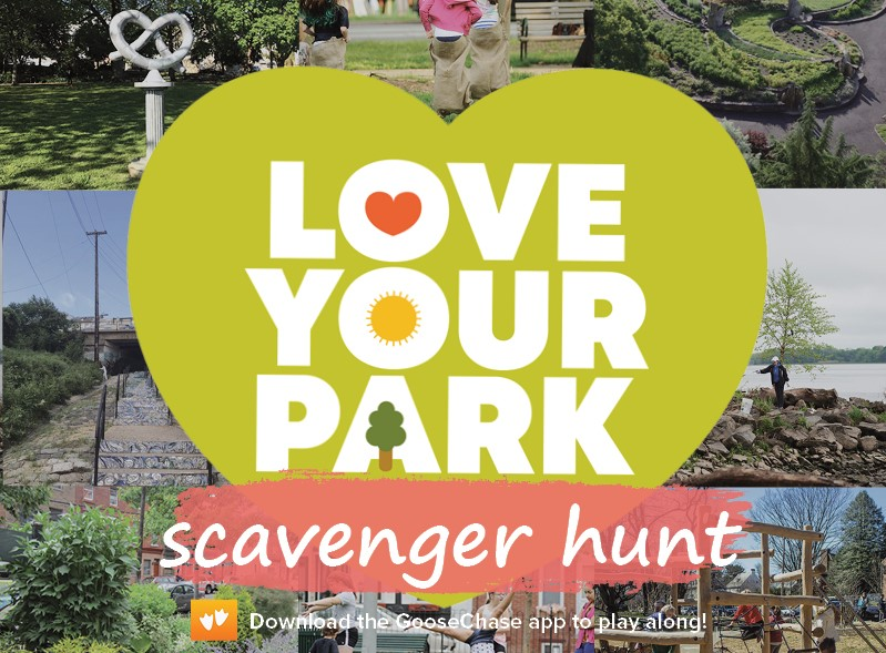 Love Your Park Scavenger Hunt: Everything you need to know Thumbnail