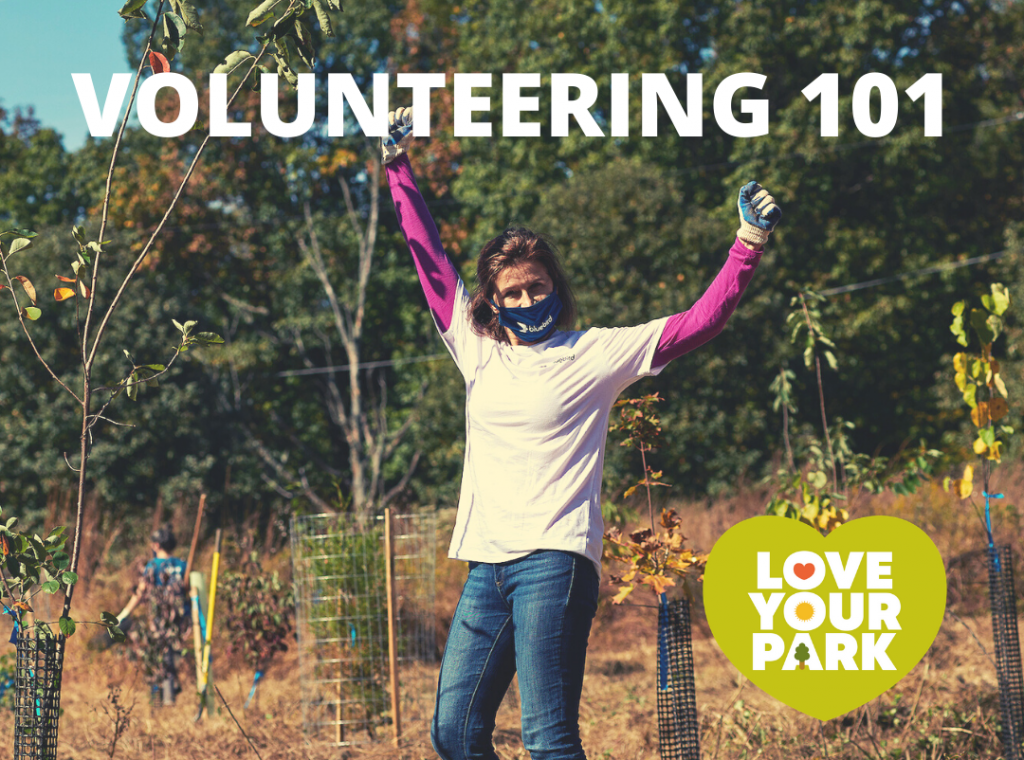 Volunteering 101 Webinar Thumbnail