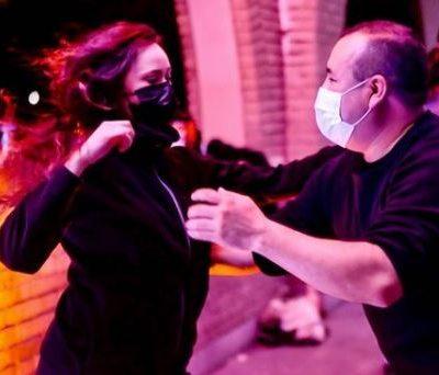 ¡BAILAR en FDR! Salsa Class & Social Dance