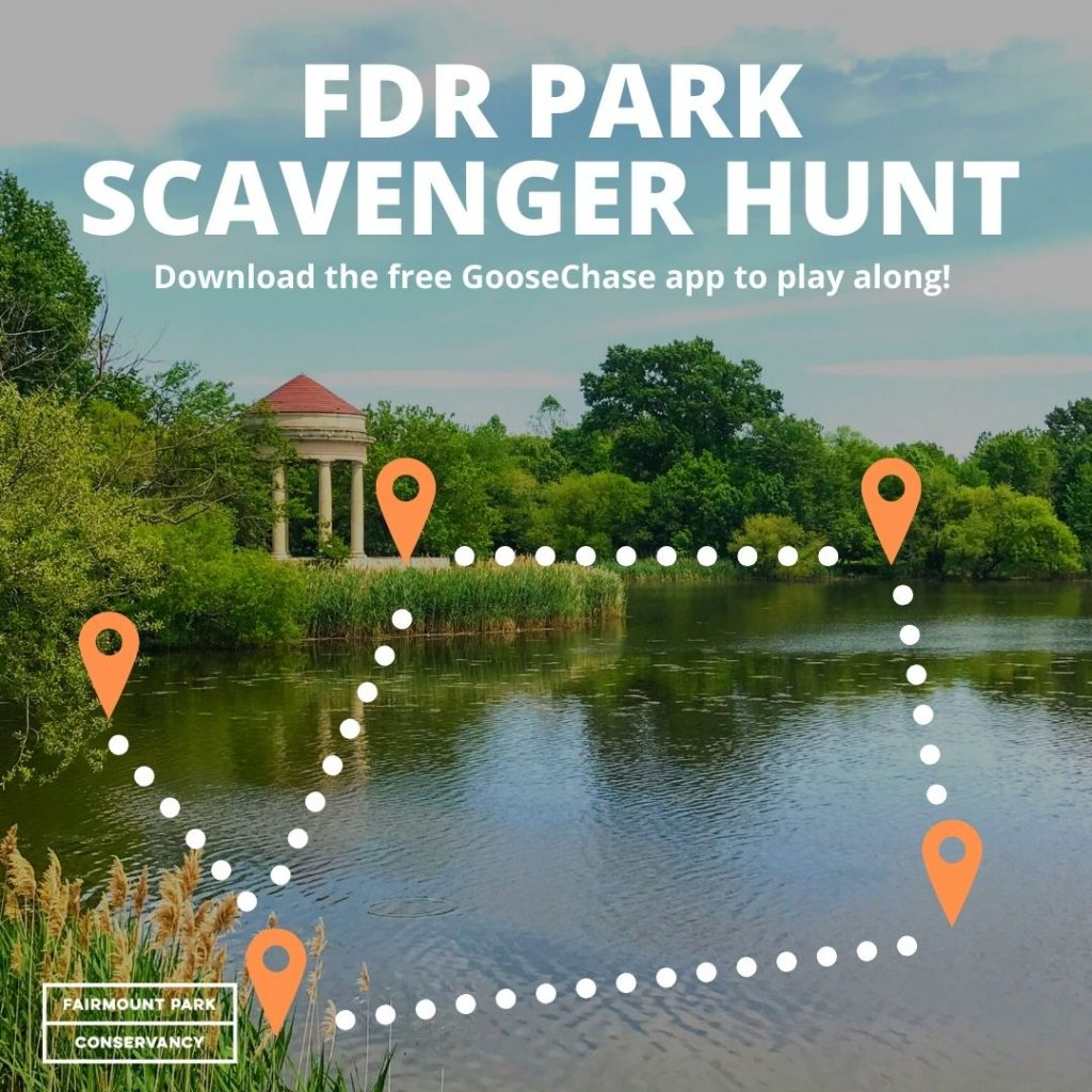 Play the first-ever FDR Park Scavenger Hunt this summer! Thumbnail