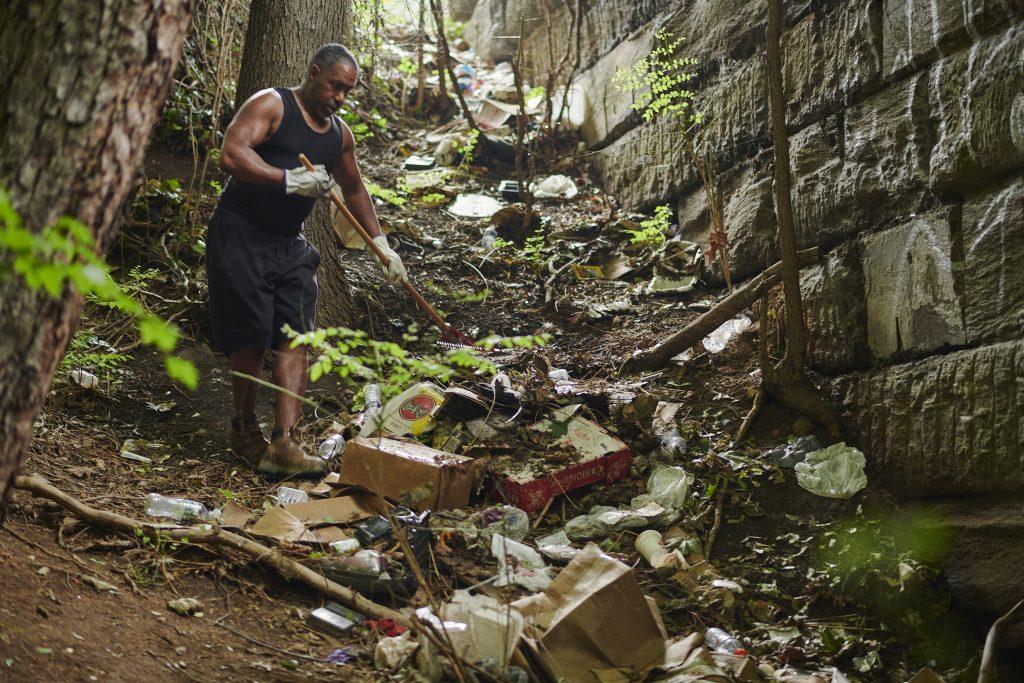 Trash Grab Tuesday at Parkside Trail Thumbnail