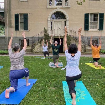 Yoga in the Park: Lemon Hill