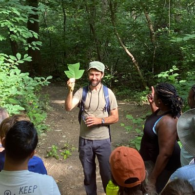 Tree Tour and Hike at FDR Park