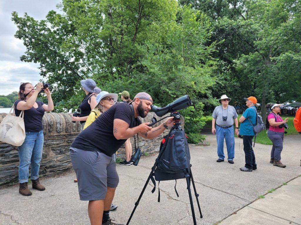 FDR Park Birdwatching Walk with Jason Thumbnail