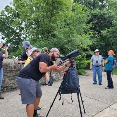 FDR Park Birdwatching Walk with Jason