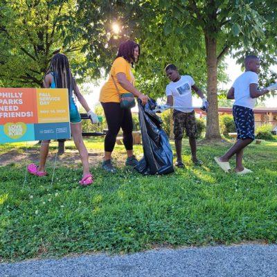 Tree Care Tuesday at Mander Rec