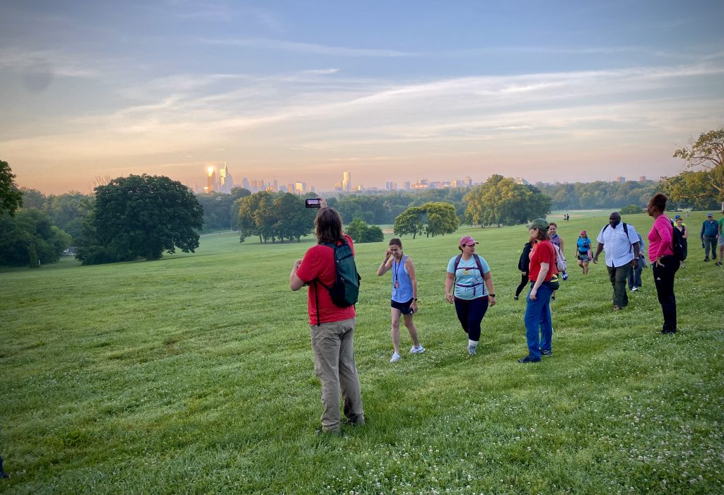 Morning on the Meadows: Sunrise Hike with Brad Maule Thumbnail