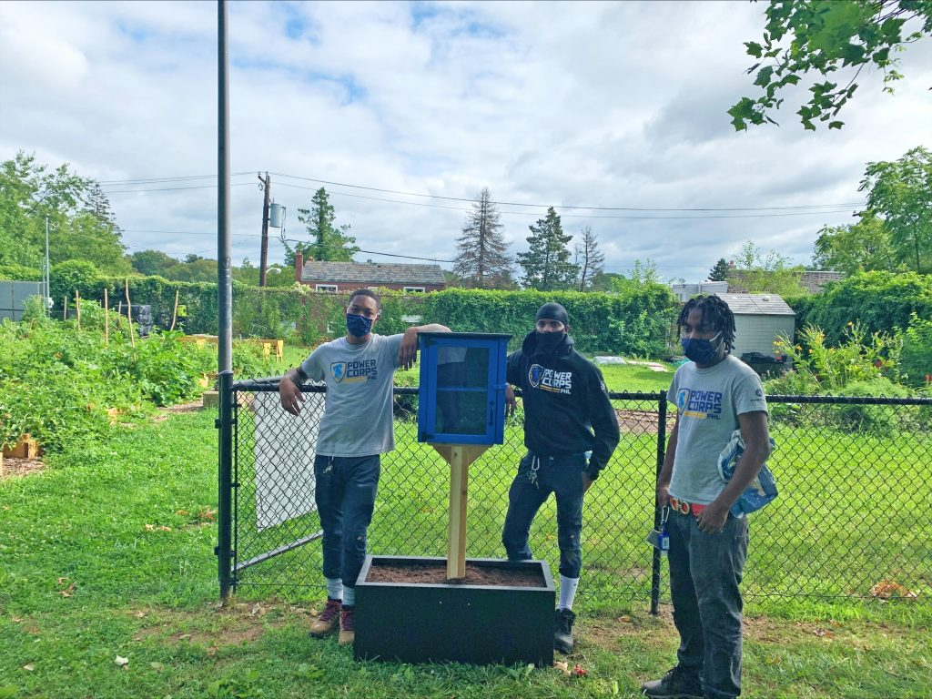 Enjoy a Little Free Library in 8 Philly Parks! Thumbnail