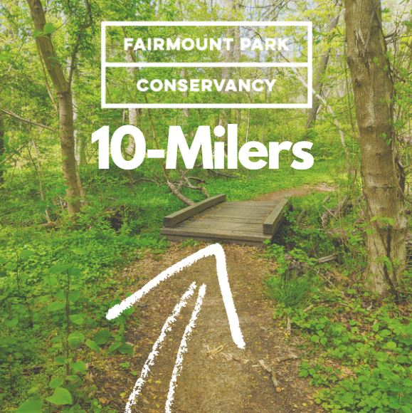 We mapped 10-mile runs in South Philly and Fairmount Park! Thumbnail