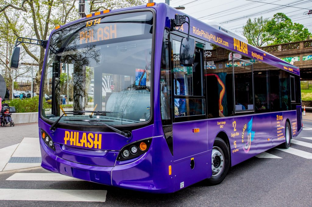 A free PHLASH shuttle is coming to FDR Park! Thumbnail