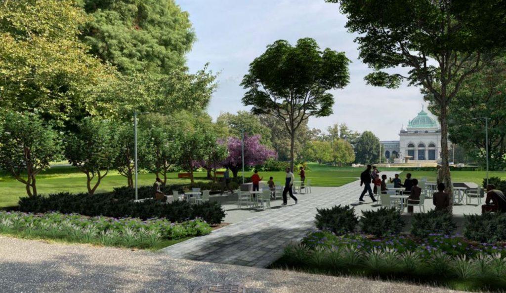 Parkside Pedestrian Improvements Open House Thumbnail