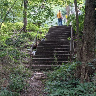 Restore the Forgotten Wynnefield Trail